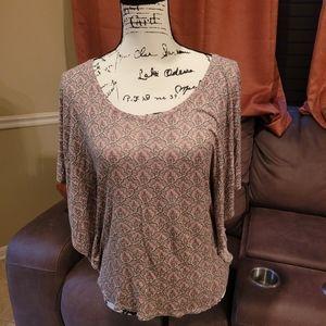 H&M short sleeve shirt top